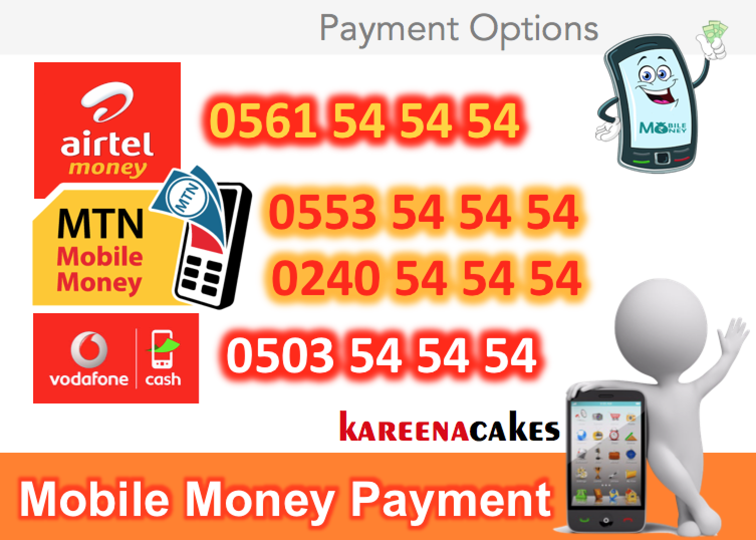 PAYMENT MOBILE MONEY 1